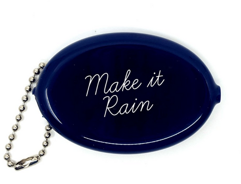 Coin Pouch | Make It Rain