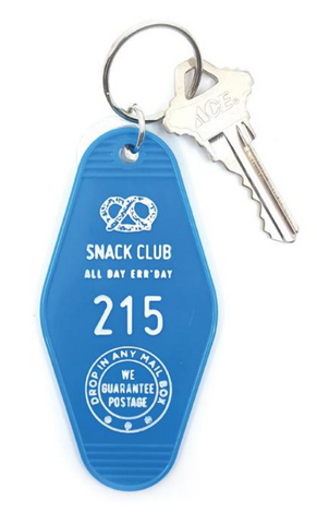Key Tag | Snack Club