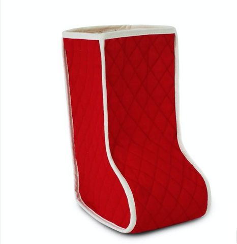 Holiday Bootie Stocking