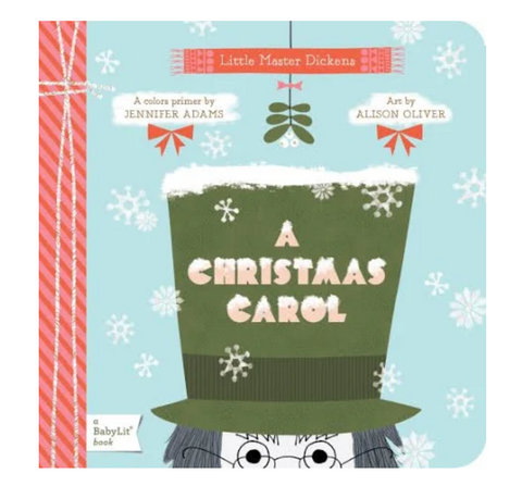 Board Book | Christmas Carol