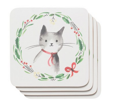 Coaster Set | Holiday