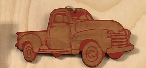 Ornament | Pickup Truck