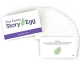 Scripture Cards [Easter Story Egg]