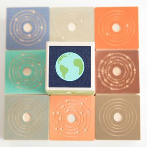 Wooden Blocks | Planets