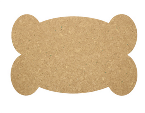 Natural Cork Pet Mat
