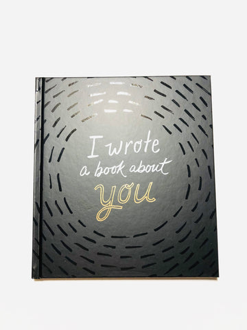 Book | I Wrote A Book About You