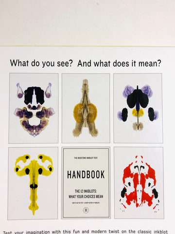 Inkblot Test Game