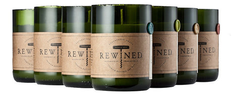 Rewined Signature Wine Bottle Candles