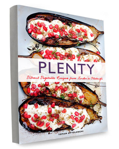 PLENTY Cookbook by Yotam Ottolenghi