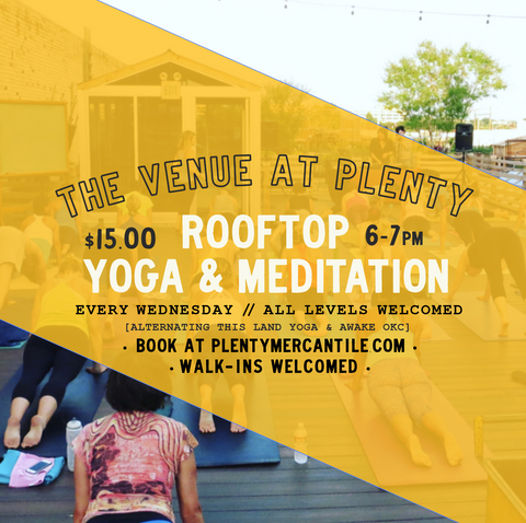 CLASS | Rooftop Mindfulness