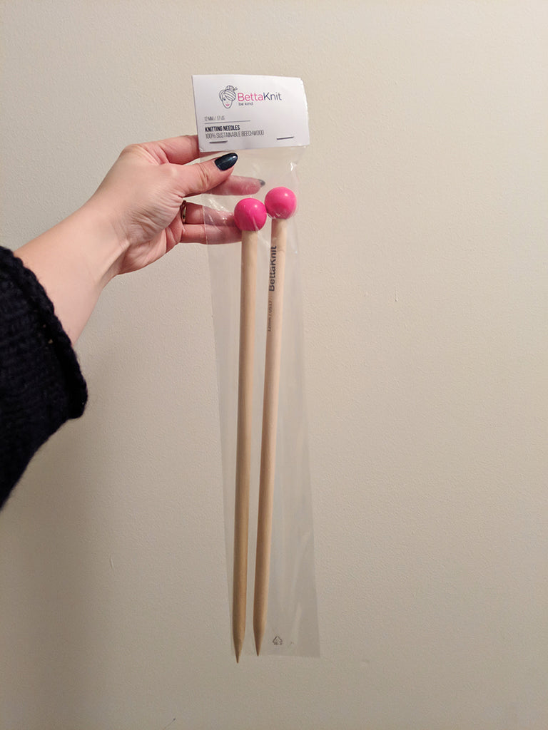 Bettaknit Straight Knitting Needles
