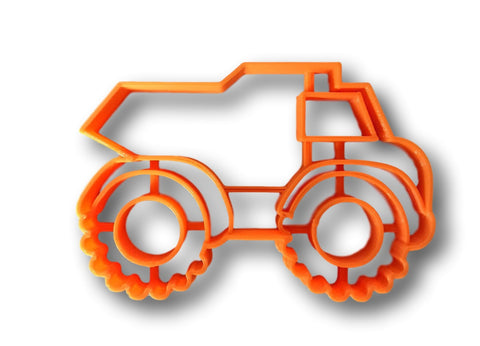 Dump Truck Cookie Cutter - Arbi Design - CookieCutz - 1