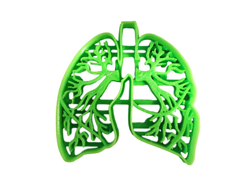 Lungs Anatomy Cookie Cutter - Arbi Design - CookieCutz - 1