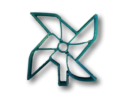 Pinwheel Cookie Cutter - Arbi Design - CookieCutz - 1