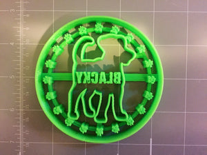 Customized Dog Cookie Cutter (with your dog'sname) Limited Edition - Arbi Design - CookieCutz - 4