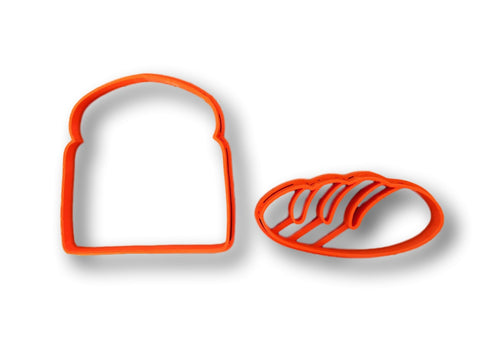 Bread Cookie Cutter Set - Arbi Design - CookieCutz - 1
