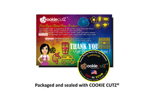 Crayon Cookie Cutter Set of 2