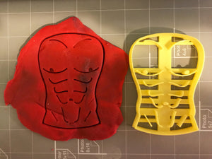 Six-Pack Cookie Cutter