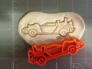Race Car Cookie Cutter - Arbi Design - CookieCutz - 3