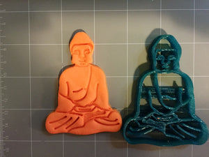 Buddha Idol Cookie Cutter - Arbi Design - CookieCutz - 3