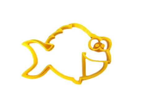 Fish Cookie Cutter (1) - Arbi Design - CookieCutz - 1