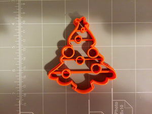 Christmas Tree Cookie Cutter - Arbi Design - CookieCutz - 4