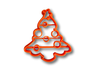 Christmas Tree Cookie Cutter - Arbi Design - CookieCutz - 1