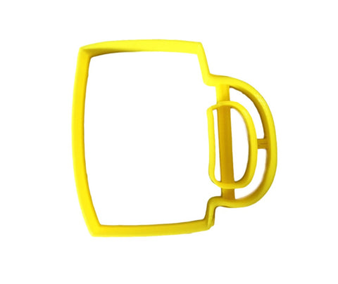 Beer Glass Cookie Cutter - Arbi Design - CookieCutz - 1