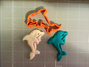 Dancing Dolphin Cookie Cutter - Arbi Design - CookieCutz - 2