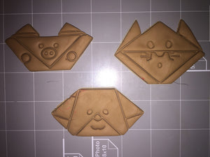 Origami Animals Cookie Cutter ( Choose Your Style ) - Arbi Design - CookieCutz - 5