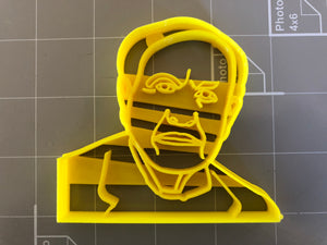 Thomas Edison Cookie Cutter