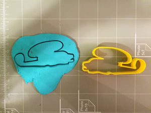Helicopter Cookie Cutter - Arbi Design - CookieCutz - 2