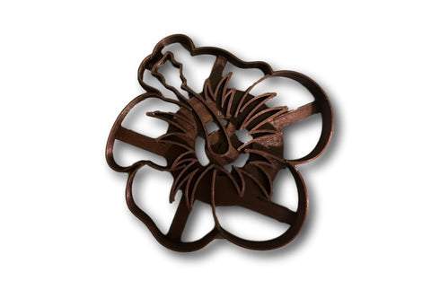 Hibiscus Flower Cookie Cutter