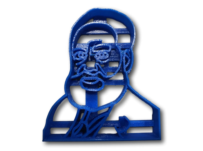 Alexander Graham Bell Cookie Cutter