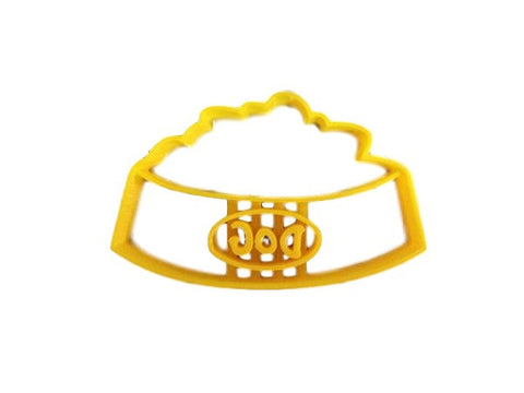 Dog Bowl Cookie Cutter - Arbi Design - CookieCutz - 1