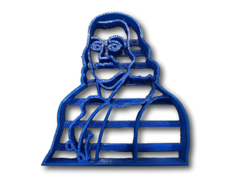 Benjamin Franklin Cookie Cutter