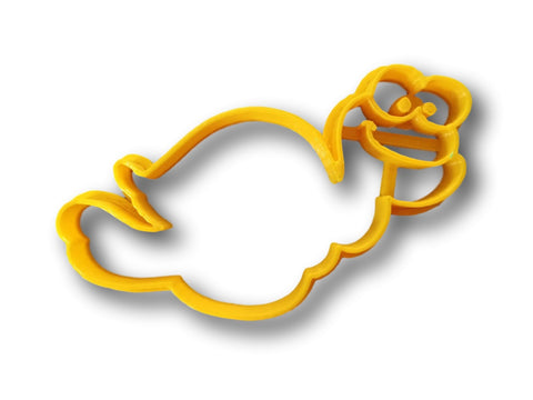 Sea Turtle Cookie Cutter - Arbi Design - CookieCutz - 1
