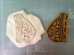 Breast Anatomy Cookie Cutter - Arbi Design - CookieCutz - 2