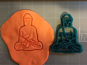 Buddha Idol Cookie Cutter - Arbi Design - CookieCutz - 2