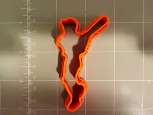 Baseball Player Cookie Cutter - Arbi Design - CookieCutz - 4
