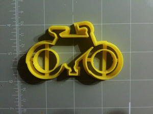 Bicycle Cookie Cutter - Arbi Design - CookieCutz - 5