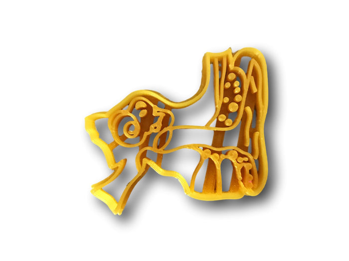 Ear Anatomy Cookie Cutter