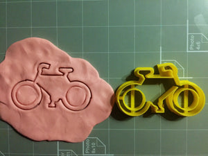 Bicycle Cookie Cutter - Arbi Design - CookieCutz - 2