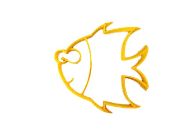Fish cookie cutter (Style 2)