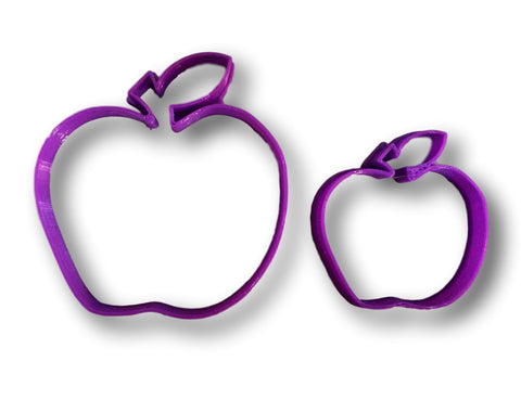 Apple cookie cutter - Arbi Design - CookieCutz - 1