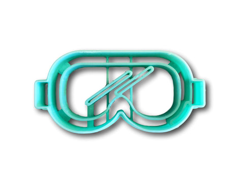 Snorkeling Goggles Cookie Cutter