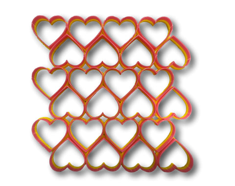 "24x1.5"" Heart shape Multicutter"