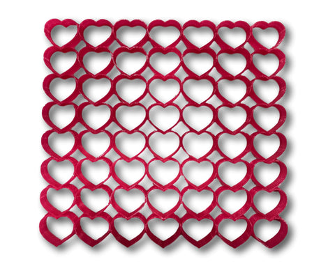 "56x1"" Heart shape Multicutter"