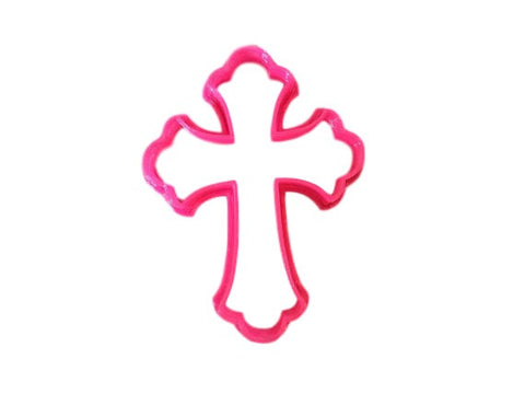 Cross Shaped Cookie Cutter - Arbi Design - CookieCutz - 1