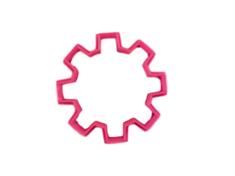 Gear Cookie Cutter - Arbi Design - CookieCutz - 1